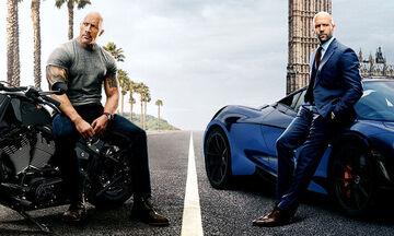 Κυκλοφόρησε το επίσημο τρέιλερ για την ταινία «Fast & Furious: Hobbs & Shaw» (vid)
