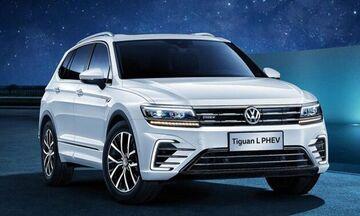 Παρουσιάστηκε στην Κίνα το VW Tiguan PHEV