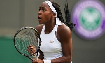 Wimbledon 2019: Η 15χρονη Γκάουφ απέκλεισε τη Βένους Γουίλιαμς!