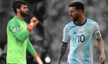 Βραζιλία - Αργεντινή: Η ώρα και το κανάλι της μετάδοσης του ημιτελικού του Κόπα Αμέρικα