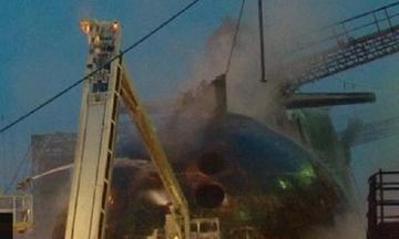 Ρωσία: Φωτιά σε πυρηνικό υποβρύχιο, 14 νεκροί από ασφυξία