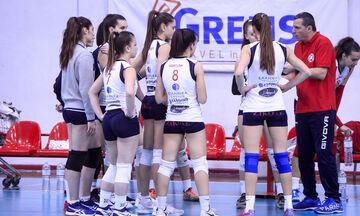 Pre League Volley  γυναικών: Τα ρόστερ των ομάδων