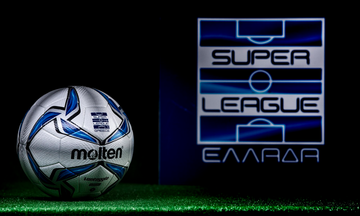 Super League : Αυτή είναι η μπάλα της σεζόν 2019-20 (pics)