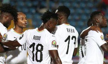 Στους «16» του Κόπα Άφρικα, ως πρώτη, η Γκάνα!