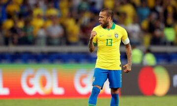 Copa Αmerica 2019: Βραζιλία - Αργεντινή 2-0, γκολ ο Ζεσούς αλλά δείτε τι κάνει ο Ντάνι Άλβες (vid)