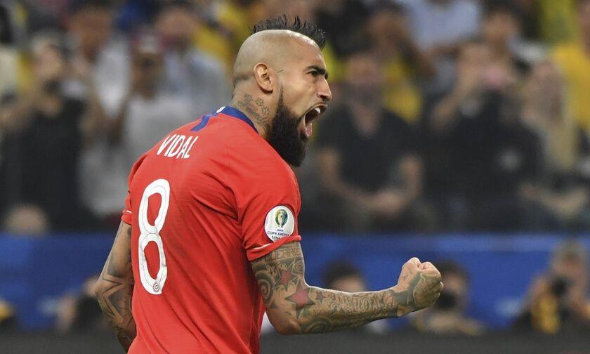 Copa America 2019: Προκρίνεται στον τελικό η Χιλή