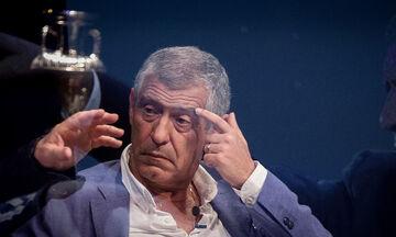 Φερνάντο Σάντος: «Η Ελλάδα με έκανε πρωταθλητή Ευρώπης»