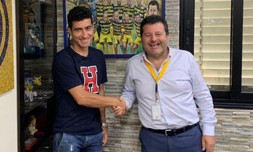 Ο Γκαζαριάν κι επίσημα στην ΑΕΛ Λεμεσού!