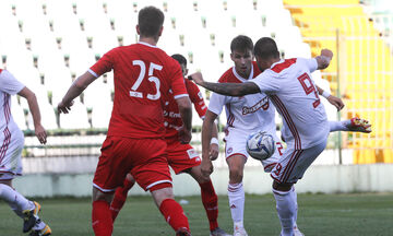 Τα γκολ του Λέγκια Γκντανσκ - Ολυμπιακός 1-1 (vid)