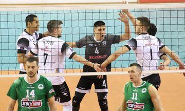 Volley League ανδρών: Τα ρόστερ των ομάδων