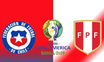 Copa America: Χιλή και Περού για μια θέση στον τελικό
