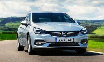 Ανανεωμένο Opel Astra και με νέους κινητήρες