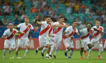 Copa America 2019: Χιλή - Περού 0-3, στον τελικό μετά από 44 χρόνια (vid)
