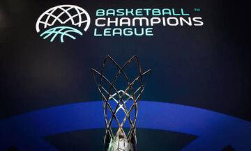 Οι όμιλοι των ελληνικών ομάδων στο Basketball Champions League
