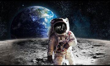 «ΜΕΤ»: Έκθεση για τα 50 χρόνια από το πρώτο βήμα του ανθρώπου στη Σελήνη