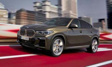 Νέα BMW X6 με έως 530 ίππους