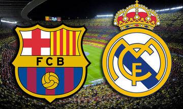 Μπαρτσελόνα-Ρεάλ Μαδρίτης: Ανακοινώθηκαν οι ημερομηνίες του Clasicο (pic)