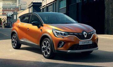 Νέο Renault Captur και για πρώτη φορά plug-in υβριδικό (+video)