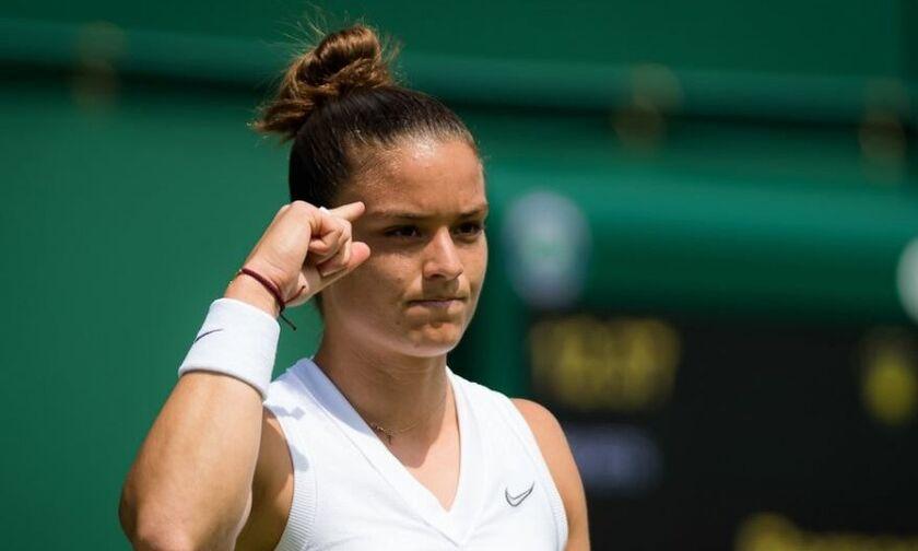 Wimbledon 2019: Η Σβιτολίνα σταμάτησε τη Σάκκαρη στις «32»