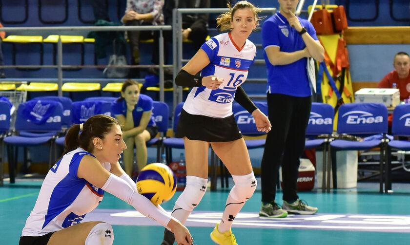 H Κλαούντια Καζορόβσκα η πρώτη ξένη βολειμπολίστρια του ΠΑΟΚ (vid, pics )