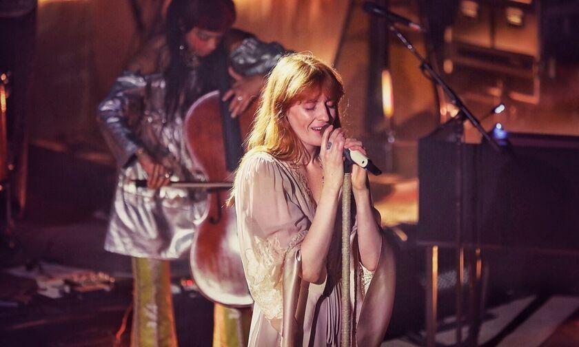 Μέσα σε μια ώρα η συναυλία των Florence + The Machine έγινε sold out!