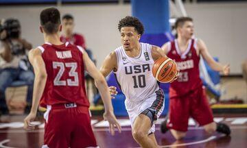 Παγκόσμιο Κύπελλο U19: ΗΠΑ-Ρωσία 95-80