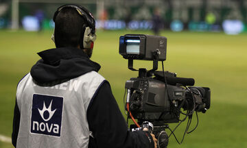 NOVA: «Δεν τίθεται θέμα με τα τηλεοπτικά δικαιώματα της ΑΕΚ»