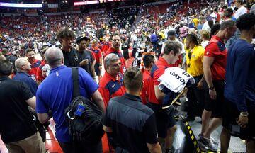 NBA Summer League: Αναβλήθηκαν τα ματς λόγω σεισμού! (vid)