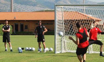Ξάνθη: Ασκήσεις με την μπάλα σε μικρούς αγωνιστικούς χώρους