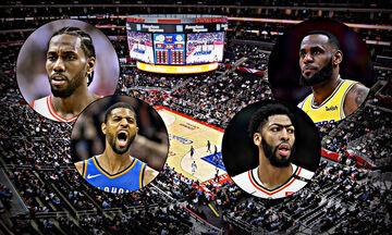 NBA: Ο «θάνατος» των Big-3 και οι δυναμικές δυάδες