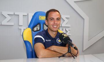 Επίσημο: Ο Μπόρχα Χιμένεθ νέος προπονητής του Αστέρα Τρίπολης