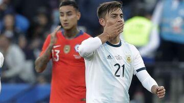Copa America - μικρός τελικός: Η Αργεντινή 2-1 την Χιλή (vid)