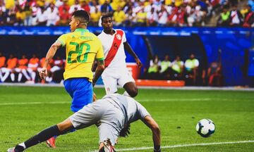Copa America 2019: Βραζιλία-Περού με στόχο τον τίτλο