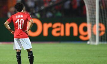 Copa Africa 2019: Ο Σαλάχ αποχώρησε με δάκρυα στα μάτια (pic)