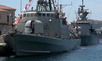 Εκλογές 2019: Με πυραυλάκατους του πολεμικού ναυτικού πάνε να ψηφίσουν