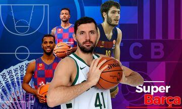 H Mπαρτσελόνα έχει βάλει στόχο την κατάκτηση της EuroLeague