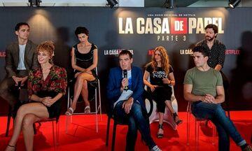La Casa de Papel - Netflix: Tι θα δούμε στον τρίτο κύκλο