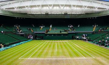 Wimbledon 2019: Με Τζόκοβιτς, Φέντερερ Ναδάλ το πρόγραμμα της Δευτέρας (8/7)