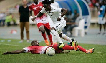 Σκληρές μάχες στο Copa Africa