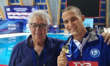 Κολύμβηση: Δεύτερο χρυσό στο Ευρωπαϊκό Πρωτάθλημα ο Παπαστάμος!