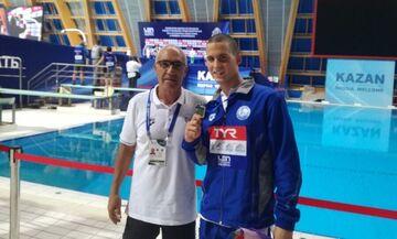 Παπαστάμος: «Όνειρό μου οι Ολυμπιακοί Αγώνες»