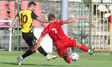 «Μουδιασμένη» αφετηρία της ΑΕΚ στα φιλικά, 1-0 τη Γκόρνικ Ζάμπρζε (vid)