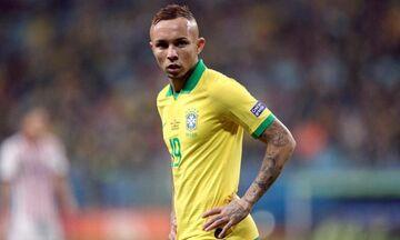 Το γκολ του Έβερτον για το 1-0 της Βραζιλίας επί του Περού (vid)