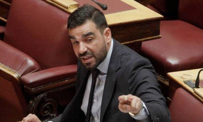 Εκτός Βουλής ο Κωνσταντινέας (pics)