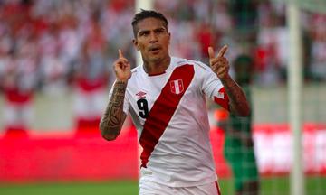 Πέναλτι του Γκερέρο και Βραζιλία - Περού 1-1 (vid)