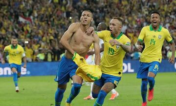 Copa America 2019: Το πήρε η Βραζιλία, 3-1 το Περού στον τελικό!