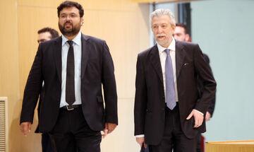 Εκτός Βουλής οι δυο Υπουργοί Αθλητισμού Κοντονής, Βασιλειάδης (pics)