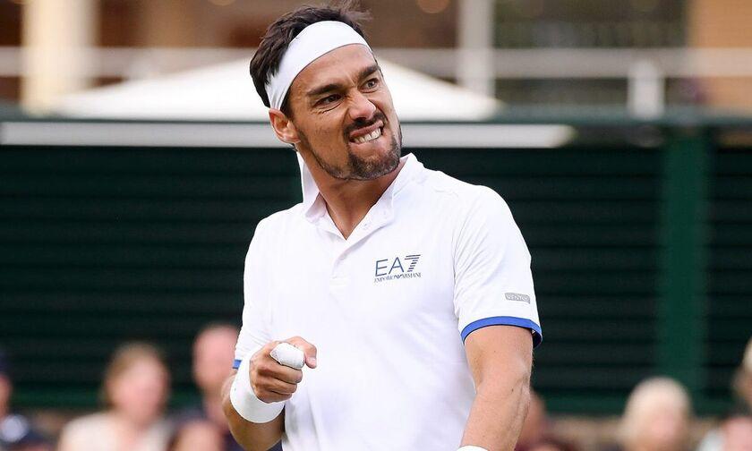 Φονίνι σε παραλήρημα: «Εύχομαι να εκραγεί μια βόμβα στο Wimbledon» (vid)