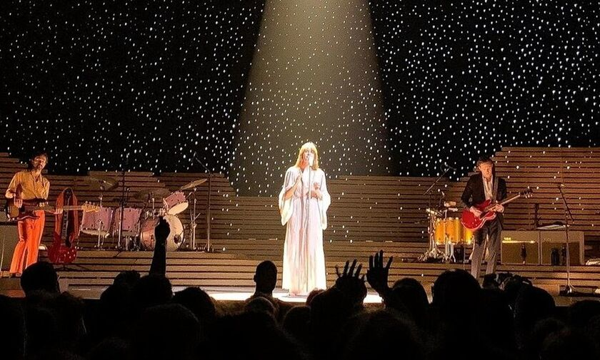 Florence and The Machine: Sold Out σε λιγότερο από 1 ώρα η συναυλία τους στο Ηρώδειο