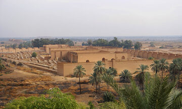 Η «Αρχαία Βαβυλώνα» ως μνημείο παγκόσμιας κληρονομιάς από την Unesco